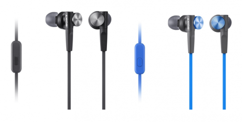 Sony MDR-XB50AP In-Ear Extra Bass Headphone