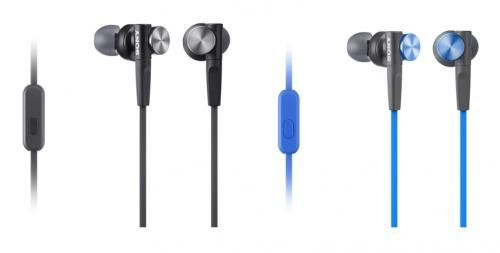 Sony MDR-XB50AP In-Ear Extra Bass Headphone