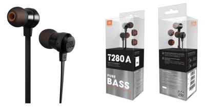 JBL T280A In-Ear Headphone