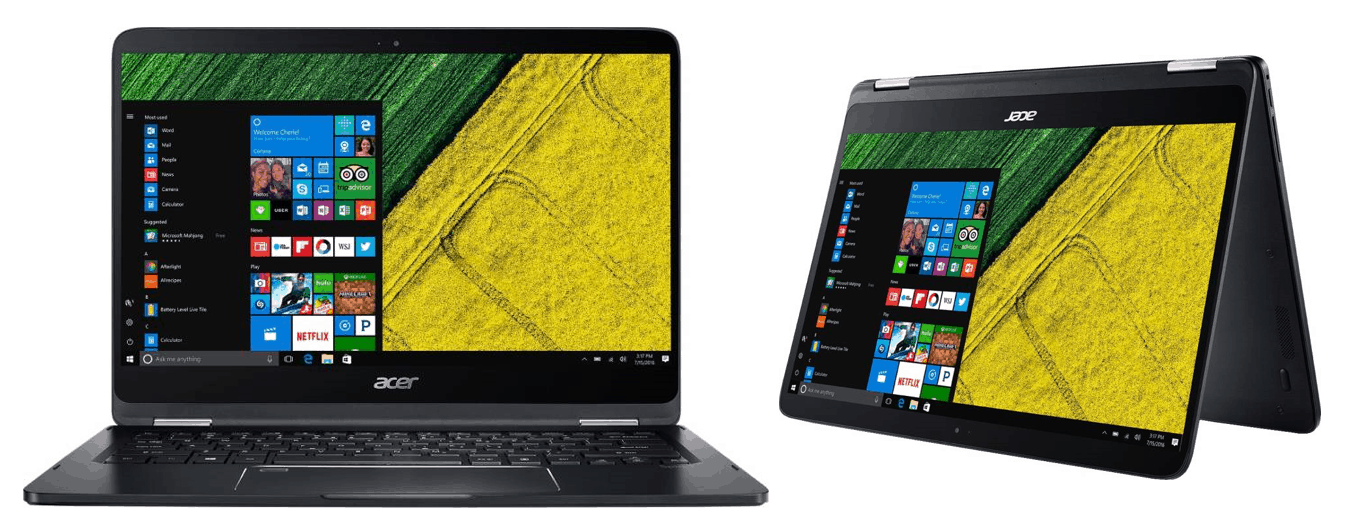 Is It Worth To Buy The New Acer Spin 7 Notebook ?