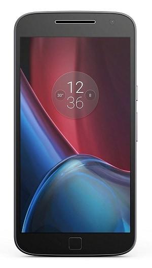Moto G4 Plus Smartphone