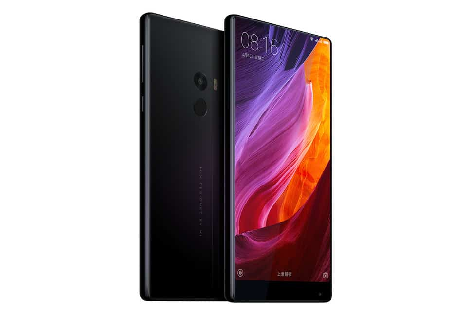The Xiaomi Mi Mix Smartphone