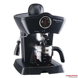 Morphy Richards Fresco 800 Watt 4 Cups Expresso Coffee Maker