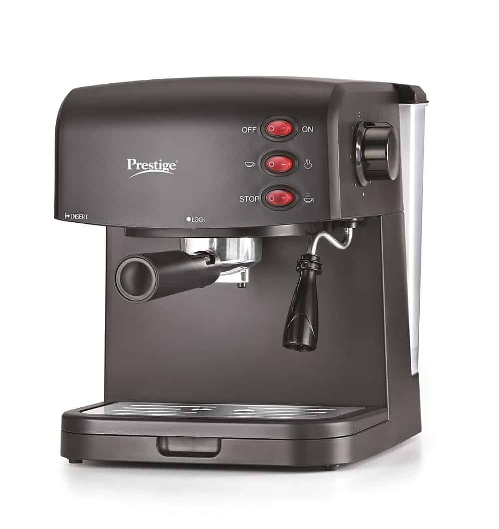 Top 5 Best Espresso Coffee Machines For Home And Offices