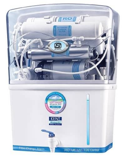 Top 5 Best RO Water Purifiers To Buy in India 2017