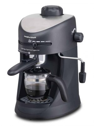 Morphy Richards New Europa Expresso and Cappuccino