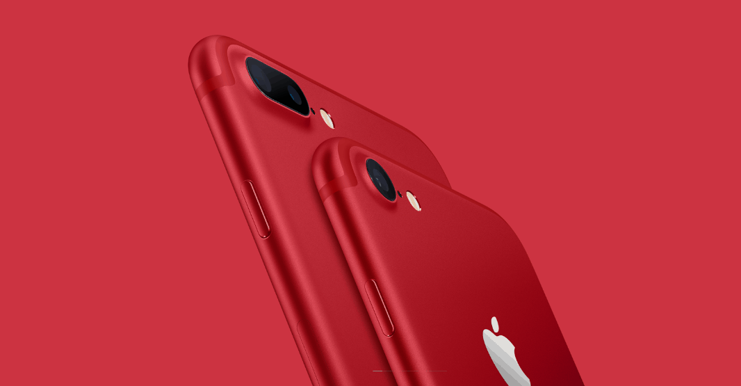 Whats So Special About Red iPhone Red 7 Launched by Apple