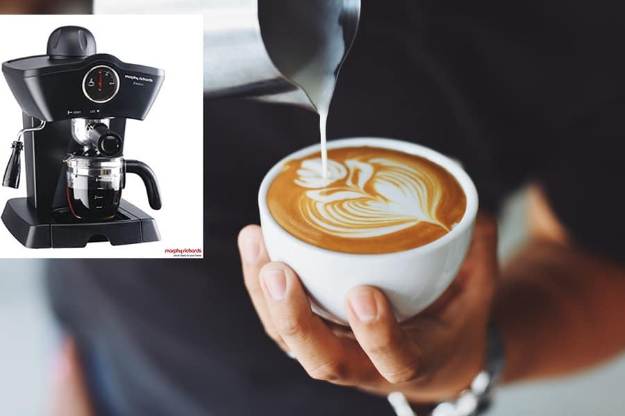 Top 5 Best Espresso Coffee Machines for Home in India
