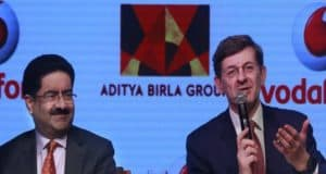 India's prominent telecom operators, Vodafone and Idea form a merger