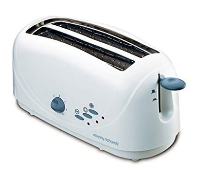 Morphy Richards AT-401 4-Slice Pop-Up Toaster