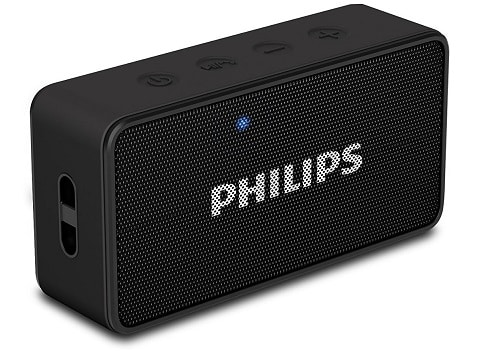 Philips BT64B Bluetooth Speaker