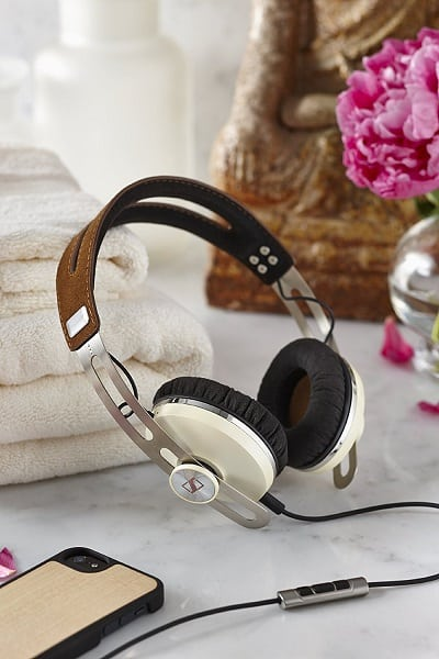 Sennheiser Momentum On Ear Ivory Headphones