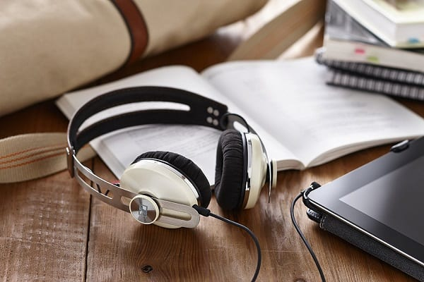 Sennheiser Momentum On Ear Ivory Headphones