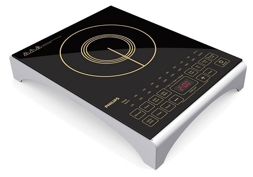 Philips Viva Collection HD4938/01 Induction Cooktop