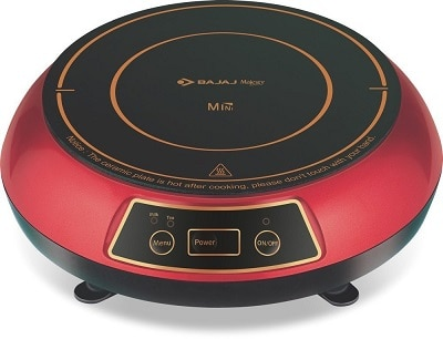 Bajaj Majesty ICX Mini Induction Cooktop