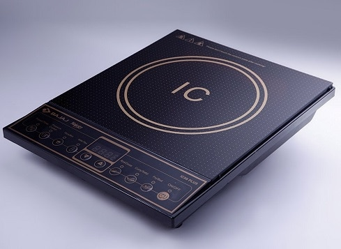 Bajaj Majesty ICX 6 WOV Plus Induction Cooktop