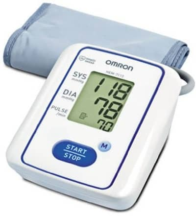 Omron HEM-7113 Blood Pressure Monitor