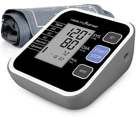 Health Sense Classic BP120 Blood Pressure Monitor