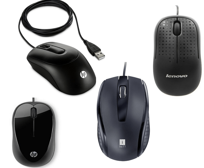 Top 10 Best Wired Mouse Under Rs. 500 in India