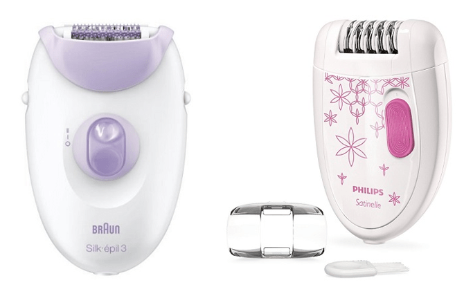 Top 5 Best Luxury Epilators for Women in India
