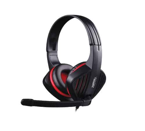 Zebronics Headphones & Mic Headphones Stingray