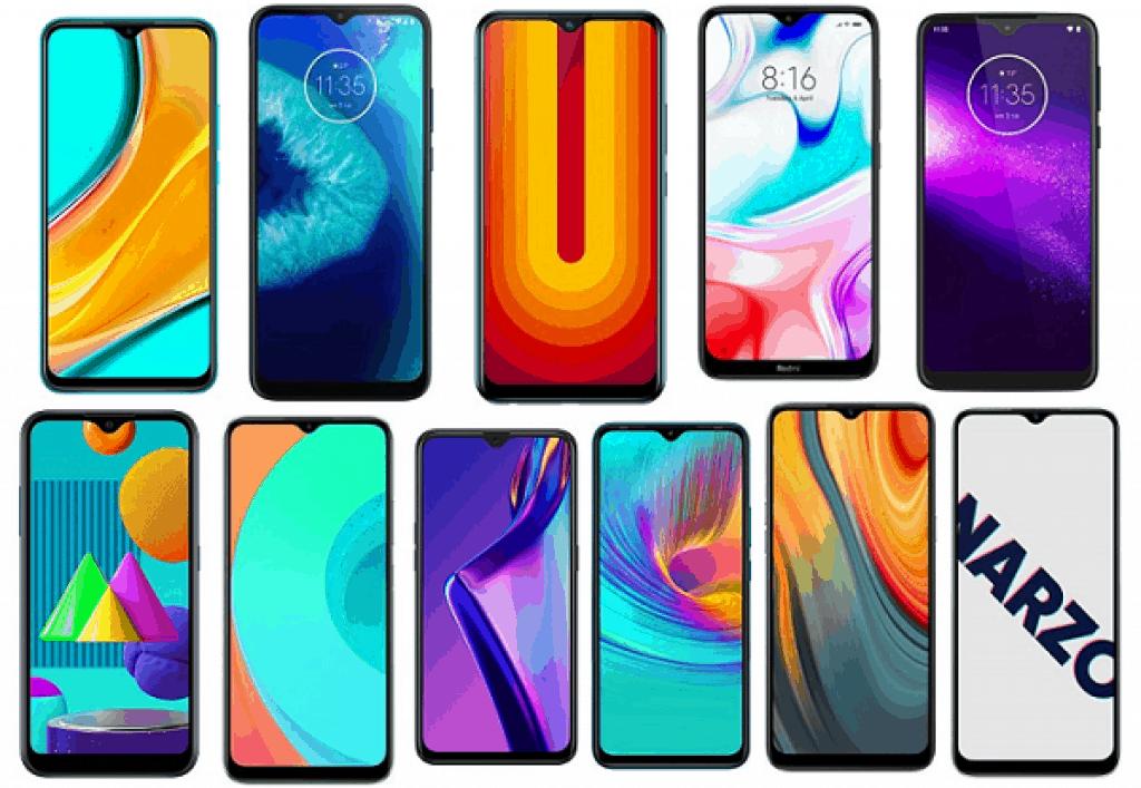 10 Best Smartphones Under Rs 10000 in India (Nov 2020 ...
