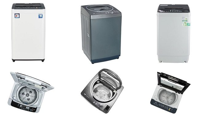 10 Best Top Load Washing Machines in India (August 2019