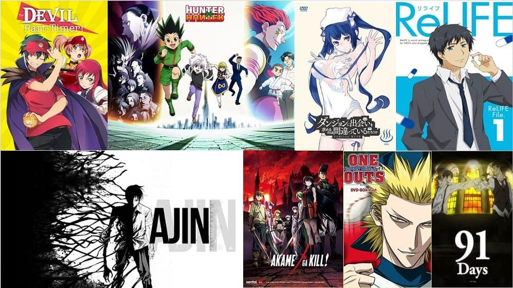 53 Best Anime You Should Watch Before You Die Review Shubz