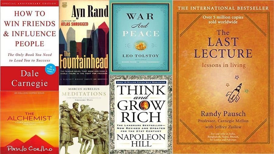 top 10 life changing books