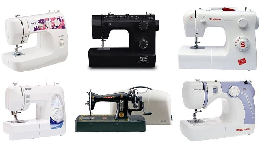 Top 40 Best Portable Sewing Machines For Home Use 40 Enchanting Simple To Use Sewing Machine