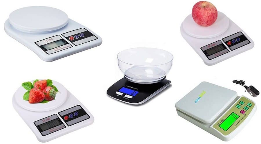 Top 10 Best Accurate Measuring Digital Kitchen Scales in India