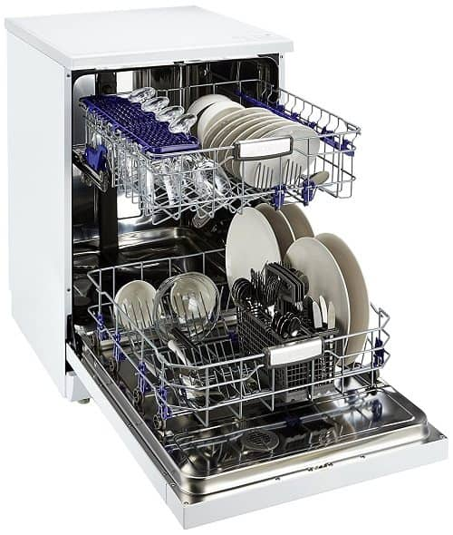LG D1451WF Dishwasher (14 Place Settings, White)