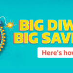 Flipkart Big Diwali Sale is On : Check Out Best Offers 10 to 17 October
