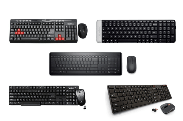 Top 10 Best Wireless Keyboards Under Rs. 1200