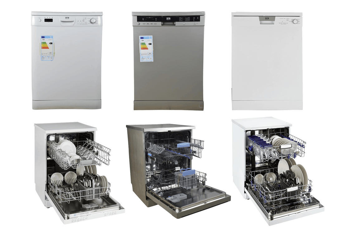 Top 10 Best Portable Budget Dishwashers For Home Use in India