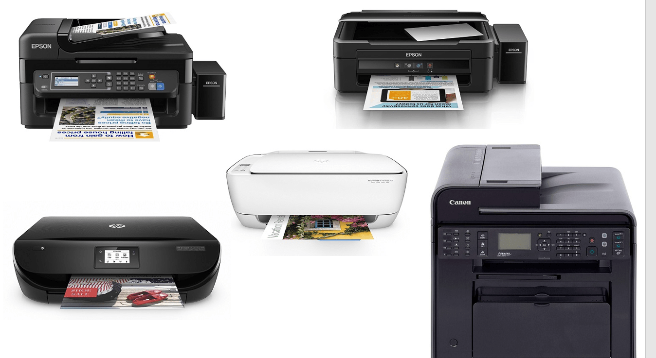 Top 10 Best Printers For Students and Businesses in India