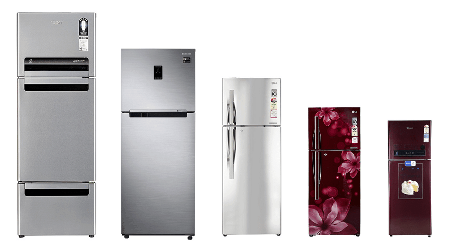 Top 10 Best Double Door Frost Free Refrigerators In India 2018
