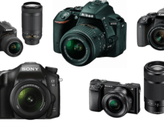 Top 5 Best DSLR Cameras and Lens Under Rs. 50000