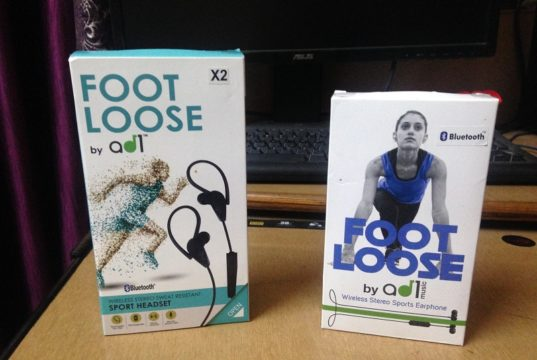 ADL Footloose X1 and X2 Bluetooth Wireless Earphones Review