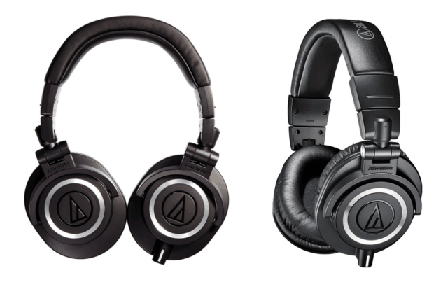 Audio-Technica ATH-M50x The Best Headphones Under 10,000