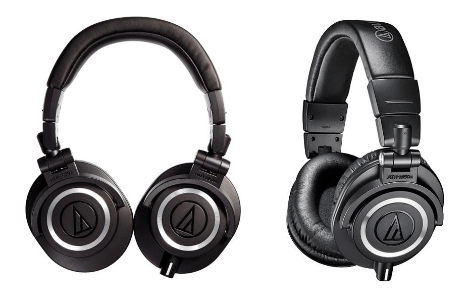 Audio-Technica ATH-M50x The Best Headphones Under 10,000