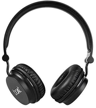 Boat Rockerz 400 Bluetooth Headphones