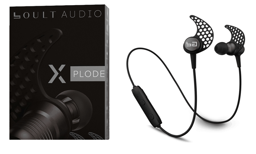 Boult Audio Xplode Wireless Bluetooth Earphones