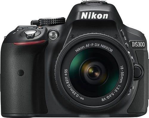 Nikon D5300 24.2MP Digital SLR