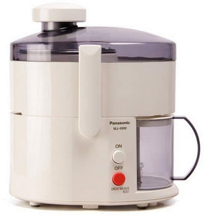 Panasonic MJ-68M 220-Watt Centrifugal Juicer