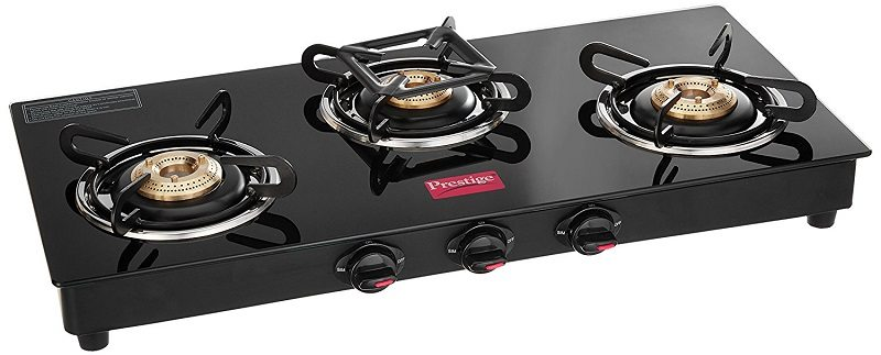 Prestige Marvel Glass Stove