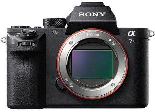 Sony ILCE-7SM2 12.2MP Camera Body