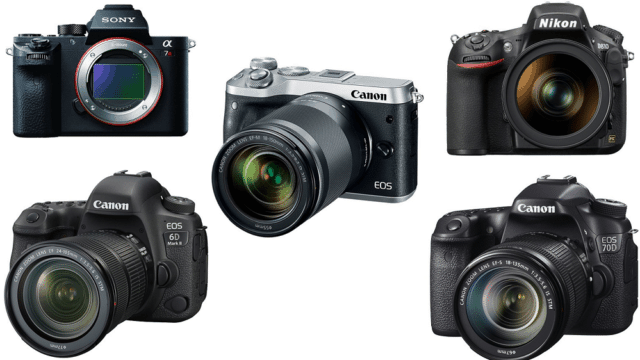 Top 10 Best DSLR Camera Under Rs. 2 Lakh in India
