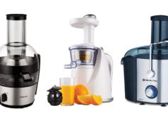 Top 10 Best Fruit & Vegetable Juicers Available in India
