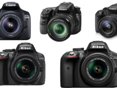 Top 5 Best DSLR Camera's Under Rs. 45,000